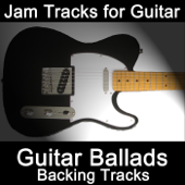 Jam Tracks for Guitar: Guitar Ballads (Backing Tracks)