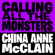Calling All the Monsters - China Anne McClain