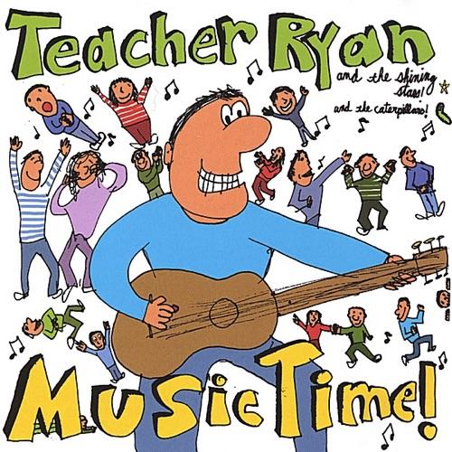 Teacher Ryan - Five Little Cubby Bears
