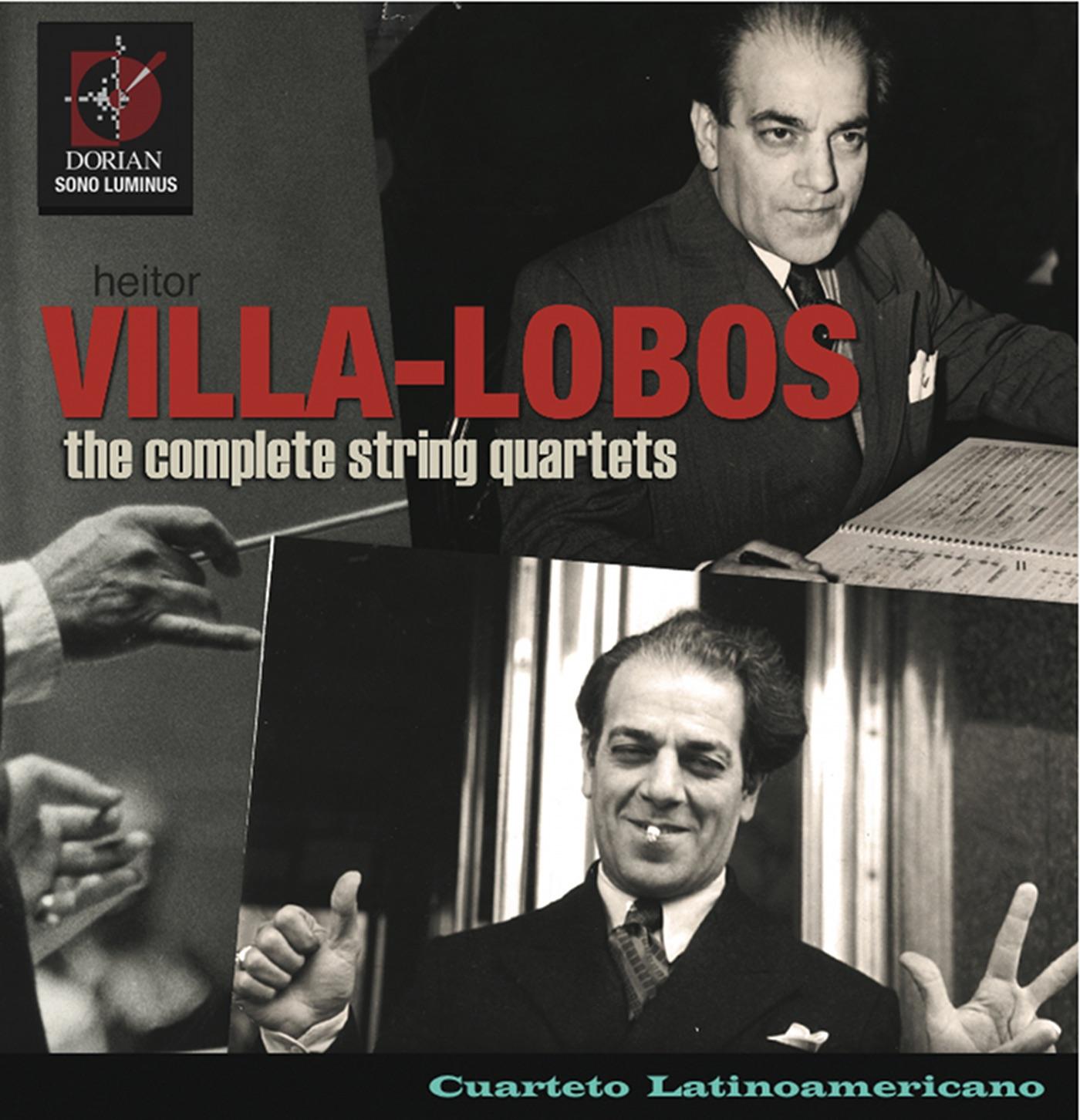 String Quartet No. 10: IV. Molto allegro - Piu mosso - Tempo I