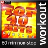 Top 40 Hits Remixed (60 Min Non-Stop Workout Mix) ジャケット写真