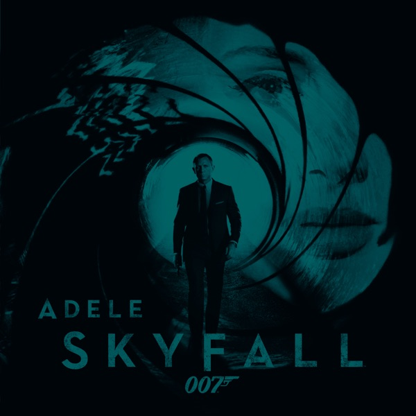 Cover art for Skyfall