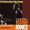 Yours Is My Heart Alone  - Hank Jones