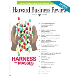 Creativity and the Roles of the Leader (Harvard Business Review) - Teresa M. Amabile, Mukti Khaire, Harvard Business Review mp3 listen download