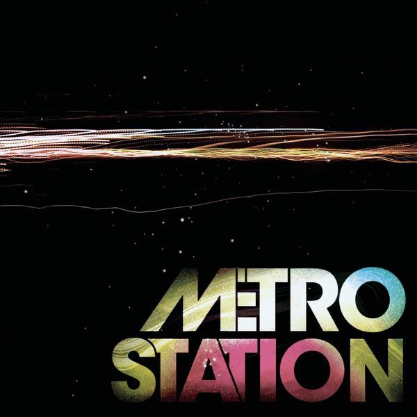 Metro Station Metro Station CD cover
