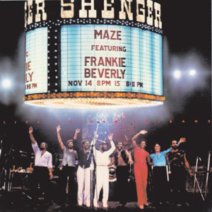 Maze - Live in New Orleans feat. Frankie Beverly