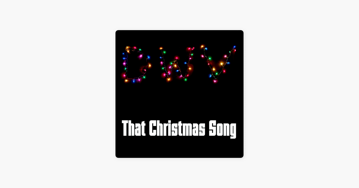 that christmas song feat detox willam vicky vox single by dwv on itunes