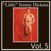 Little Jimmy Dickens - Raisin' the Dickens (Inst)