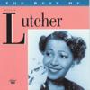 Nellie Lutcher - Let Me Love You Tonight artwork