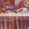 Rossini: Stabat mater, Barbara Frittoli, Giuseppe Sabbatini, Royal Concertgebouw Orchestra, Michele Pertusi, Netherlands Radio Choir, Riccardo Chailly & Sonia Ganassi