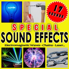 Electromagnetic Waves, Chains, Laser    Special Sound Effects by Sfx  Professional Resource Studio