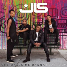She Makes Me Wanna (feat. Dev) by JLS
