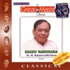 Great Masters Series Raghu Nandhana Vinyl Out of Print Live Re mastered Collection Bonus Tracks Promotional