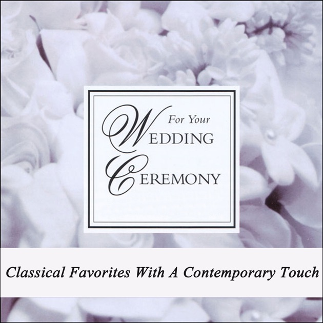 Instrumental Wedding Recessional Songs: Classical Favorites With A