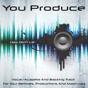 Hips Don't Lie (Backing Track) [In the Style of Shakira & Wyclef Jean] - You Produce - You Produce