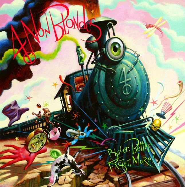 What's Up? - 4 Non Blondes,music,What's Up?,4 Non Blondes
