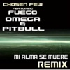 Mi Alma Se Muere Remix feat Pitbull Fuego Omega Single