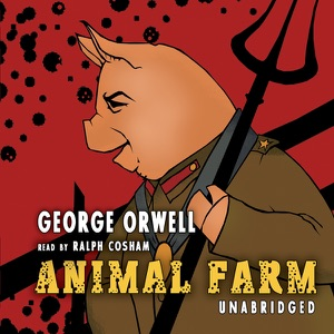 Animal Farm  (Unabridged) - George Orwell audiobook, mp3