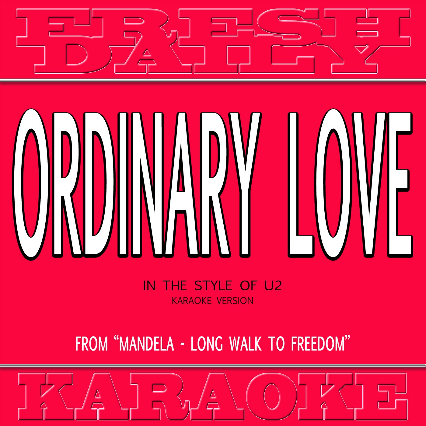 Ordinary Love (From