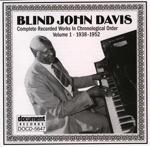 Blind John Davis - Paris Boogie (Woogie Boogie)