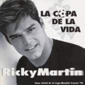 The Cup Of Life The Official Song Of The World Cup, France '98 [Remix  English Radio Edit]  Ricky Martin - Ricky Martin