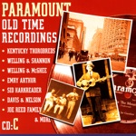 Paramount Old Time Recordings, CD C