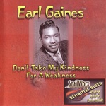 Earl Gaines - The Best of Luck to You