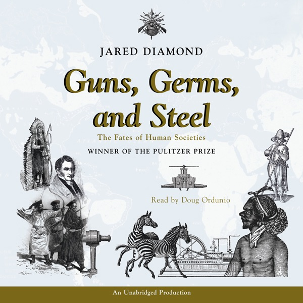 a book review of jared diamonds guns germs and steel Indie book reviews advertising  guns, germs, and steel  more by jared diamond nonfiction the world until yesterday by jared diamond.