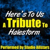 Here's to Us (A Tribute to Halestorm) - Single, Studio All-Stars