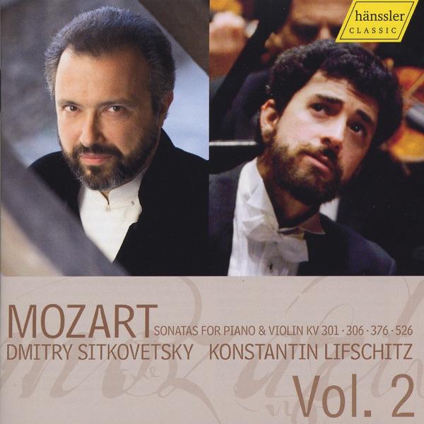 Mozart, W.A.: Violin Sonatas, Vol. 2 - Nos. 18, 23, 24, 35