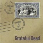 Grateful Dead - Mississippi Half-Step Uptown Toodeloo (Live At Pershing Municipal Auditorium, Lincoln, NE, February 26, 1973)
