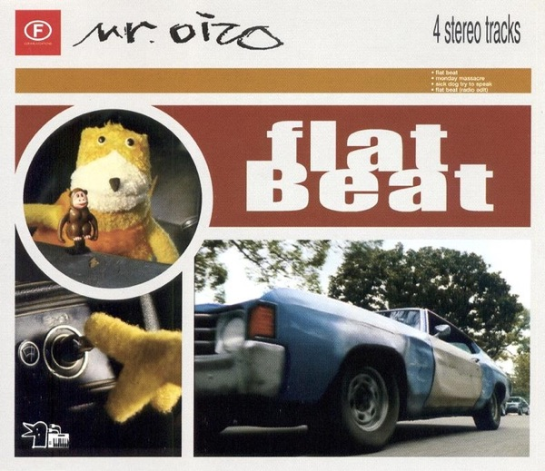 Mr. Oizo mit Flat Beat