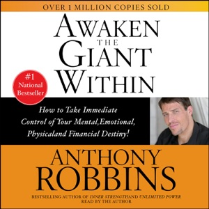 Awaken the Giant Within - Anthony Robbins audiobook, mp3