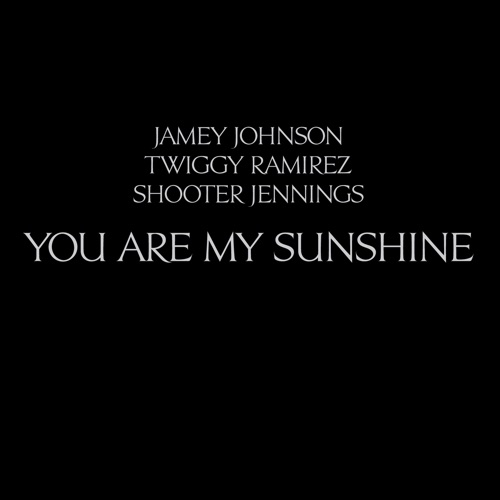 Jamey Johnson, Twiggy Ramirez & Shooter Jennings - You Are My Sunshine - EP