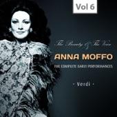 """Anna Moffo, Orchestra dell'Opera di Roma, Fernando Previtali, Coro dell'Opera di Roma, Richard Tucker - La Traviata: """"Un di felice eterea"""""""