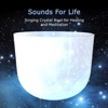 Singing Crystal Bowl for Healing and Meditation