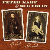 Peter Karp and Sue Foley - Dear girl