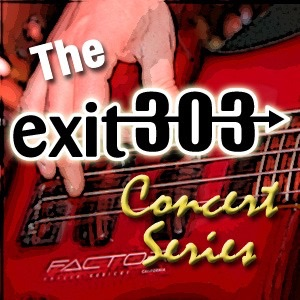 The exit303 Concert Series VODcast