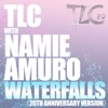 Waterfalls (20th Anniversary Version) - Single ジャケット写真