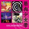 GOLDEN☆BEST: 筋肉少女帯 〜ユニバーサルミュージック・セレクション〜 ジャケット画像
