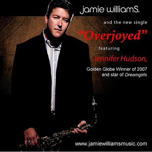 Jamie WilliamS. - Overjoyed (feat. Jennifer Hudson) - Single