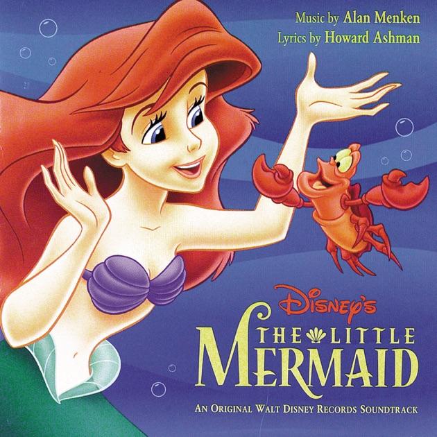 Spotify Kiss And Makeup: The Little Mermaid (An Original Walt Disney Records