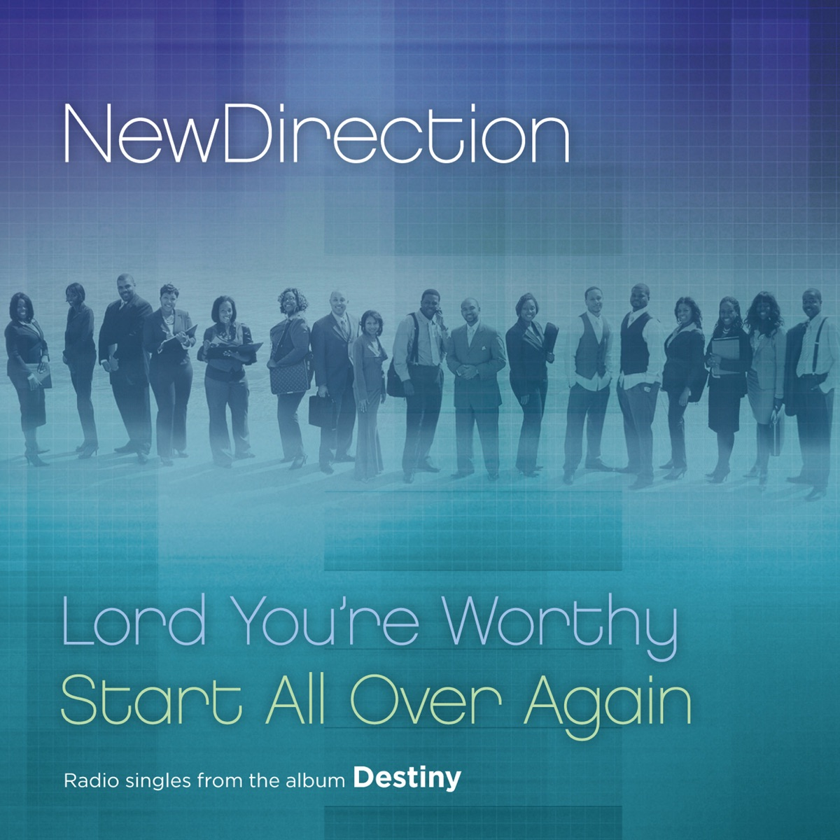 Lord You're Worthy / Start All Over Again Album Cover by ...One Direction Over Again Album Cover