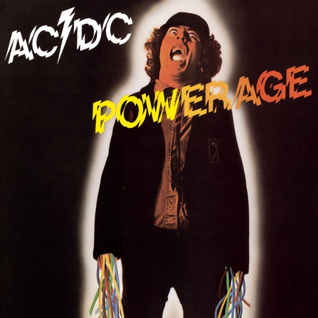 Image result for acdc powerage