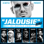 Jalousie (Remix) [feat. La Fouine, Sultan, M.A.S., Francisco, Canardo, 3010] - Single