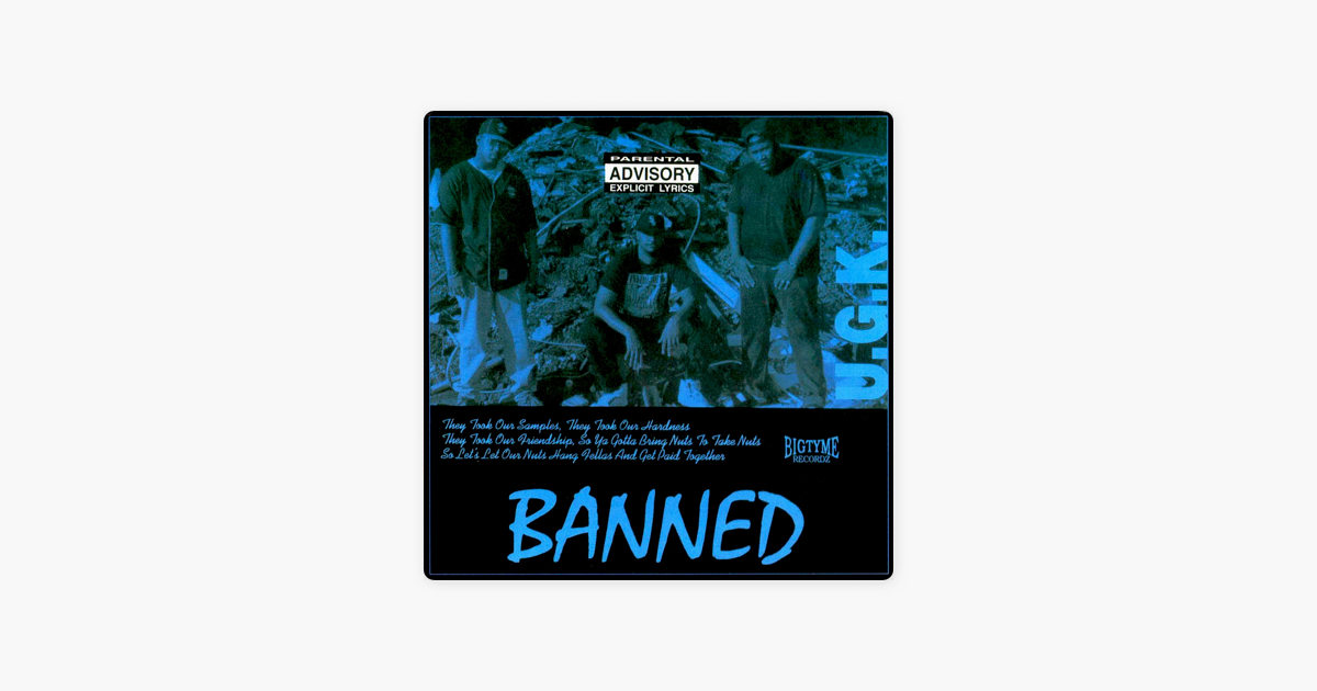 ‎Banned - EP by UGK