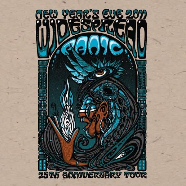 Live Widespread Panic: 12/31/2011 Charlotte, NC