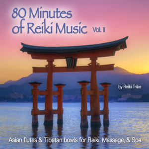 Reiki Tribe - Calm Energy (Rain Sounds with Lotus Drums)