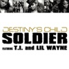 Soldier feat T I Lil Wayne Single