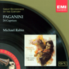 Great Recordings Of The Century - Paganini: 24 Caprices For Solo Violin - Michael Rabin